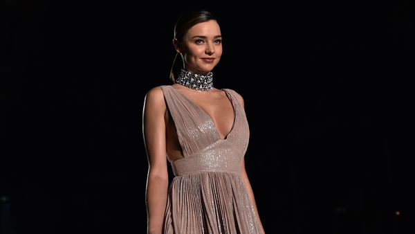 Miranda Kerr is Australia's second top model.