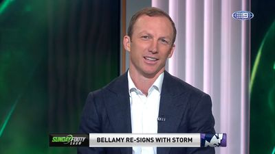 Bellamy transitions eras for perfect Storm