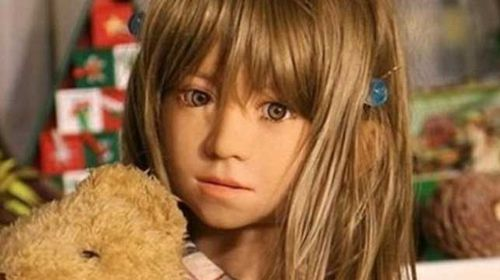 Customs cracks down on sex dolls for pedophiles