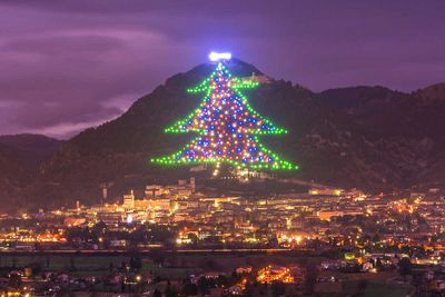 Monte Ingino, Gubbio, Italy