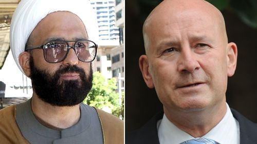 Monis letters from NSW Opposition Leader John Robertson released