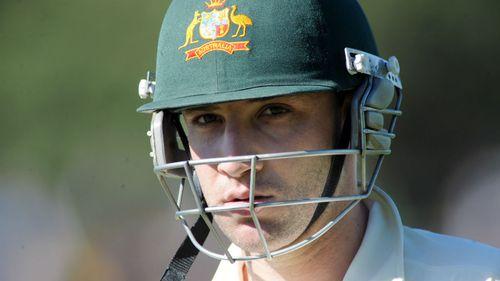 Australian cricketer Phil Hughes. (AAP)
