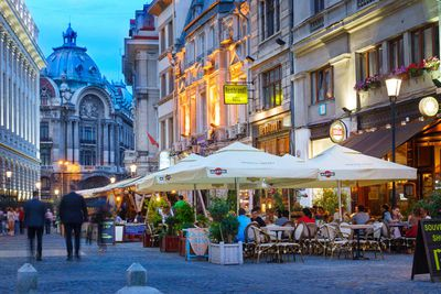 8. Bucharest