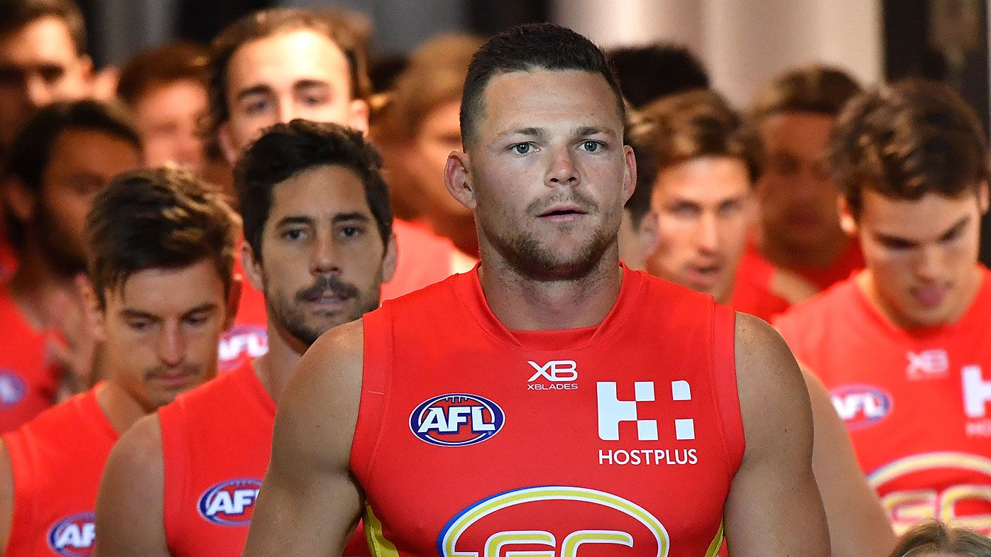 Gold Coast Suns yet to receive an offer for co-captain Steven May ahead of AFL trade period