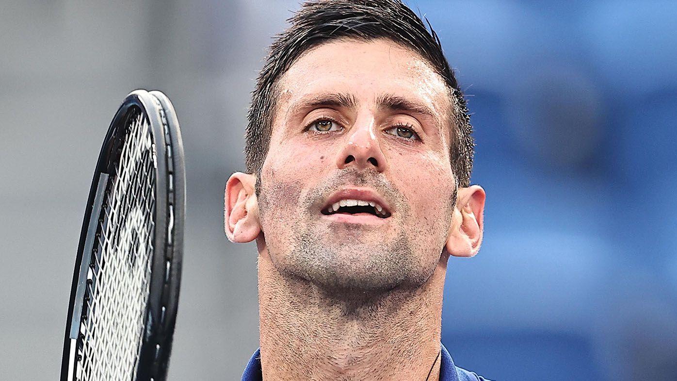 Djokovic's 'privilege' call amid Biles-Osaka furore