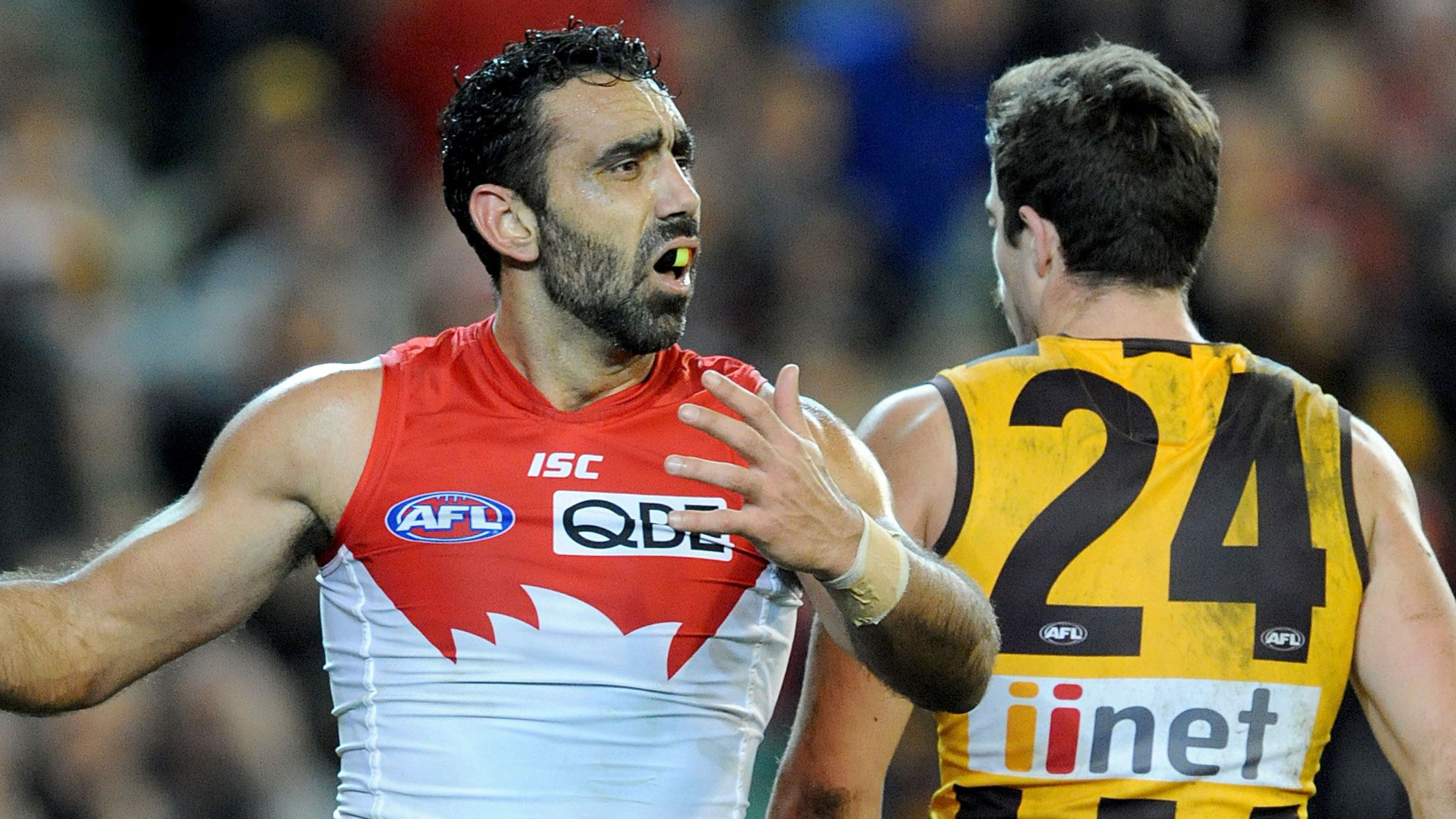 Hawthorn set to give beautiful tribute to Swans legend Adam Goodes