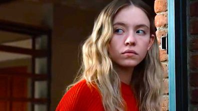 'Voyeurs' features rising star Sydney Sweeney.