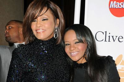 "Plagued once again by drug and alcohol problems, in May 2011, Whitney enrolled in a rehabilitation centre. Her rep said it was part of her ""longstanding recovery process."" This pic of the singer and her daughter, Bobbi Kristina, was taken only a few months before she entered the facility.<p>"