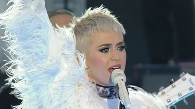 Katy Perry banned from China 'indefinitely' days before Victoria's Secret Fashion Show