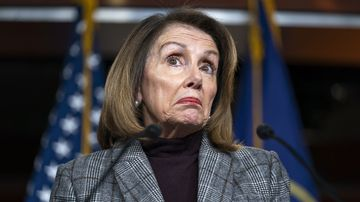 Nancy Pelosi is at 78, the most powerful woman in America.