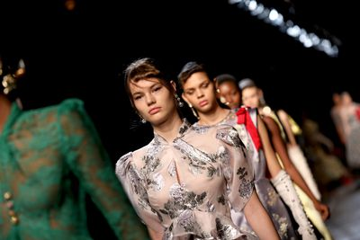 """<p><a href=""""http://www.hm.com/au"""" target=""""_blank"""">H&M</a> has hooked up with some seriously chic designers in the past. There was the Balmain Collaboration for starters and who could forget the Kenzo Collection? Not us.</p> <p>But the label's latest partnership has us genuinely losing our minds a little. Of course, we're referring to the H & M x Erdem Collection which will drop on November 2. The collection, which will cover both women and men's wear, includes beautifully-cut pieces in delicate fabrics with darling details such as ribbons and lace.</p> <p>Scroll through for a sneak peek at the pieces and make a note in your diary ASAP. These pieces will not be available for long.</p>"""