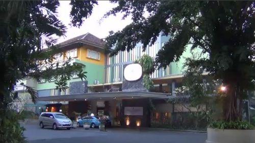 The Harris Hotel in Kuta. (9NEWS)