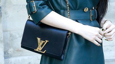 Louis Vuitton Chain Louise bag