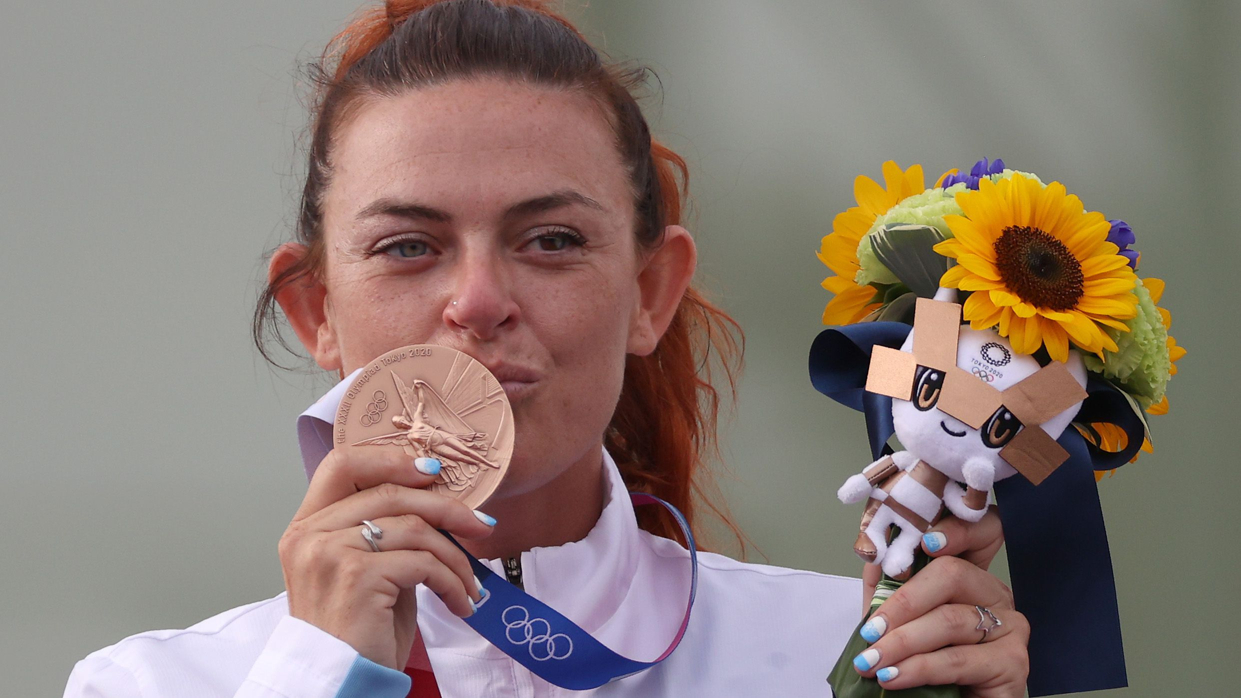 Smallest country in Olympic history wins medal