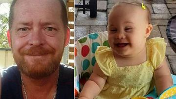 Mark Dunn has been charged with his daughter Willow's murder.