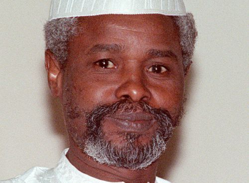 Habre was found guilty of war crimes, crimes against humanity, rape, forced sexual slavery and kidnapping. (AAP)