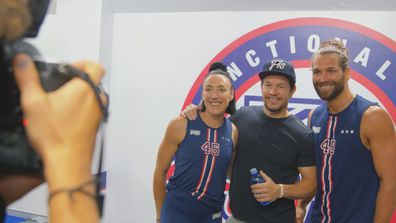 Wahlberg is a key investor in the F45 gym franchise.