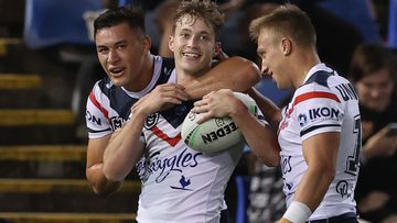 Walker stars for the Roosters yet again. (Getty)