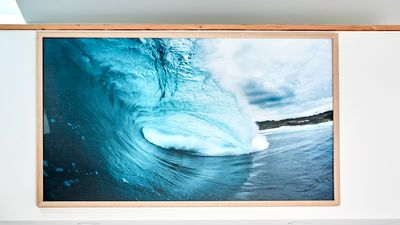The judges loved Stick's surf photograph.