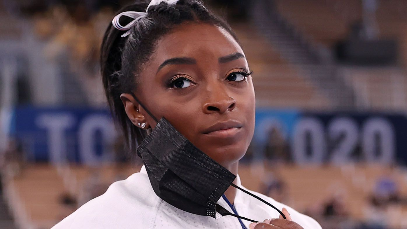 Olympics LIVE: Shocking Biles footage posted