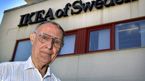 After the positive response Kamprad received, he soon decided to discontinue all other products and focus just on low-priced furniture. (IKEA)