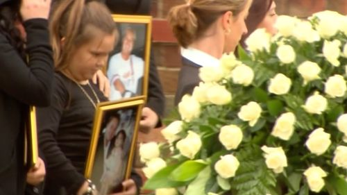 It's been eight years since her father died. Picture: 60 Minutes