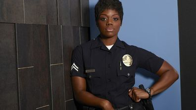 Afton Williamson in The Rookie