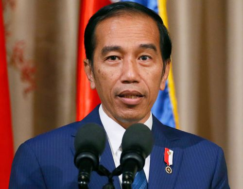 Indonesian President Joko Widodo sees a smooth-running Asian Games as critical to his reelection hopes next year. (Photo: AP).