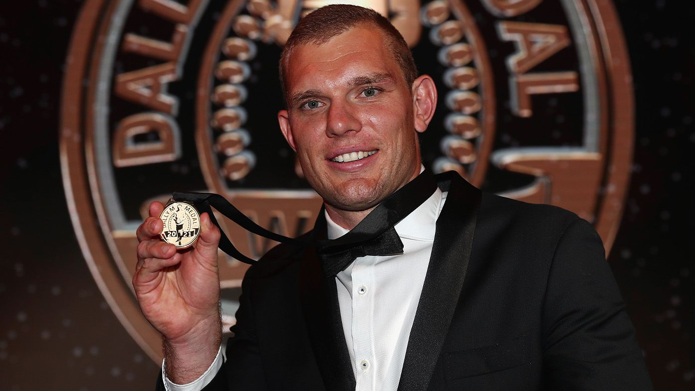 Maiden Dally M Medal victory caps Manly megastar Tom Trbojevic's phenomenal 2021 campaign