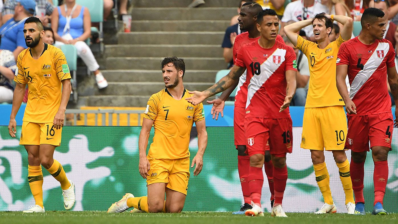 Socceroos vs Peru Player Ratings: Australia's World Cup comes to an end