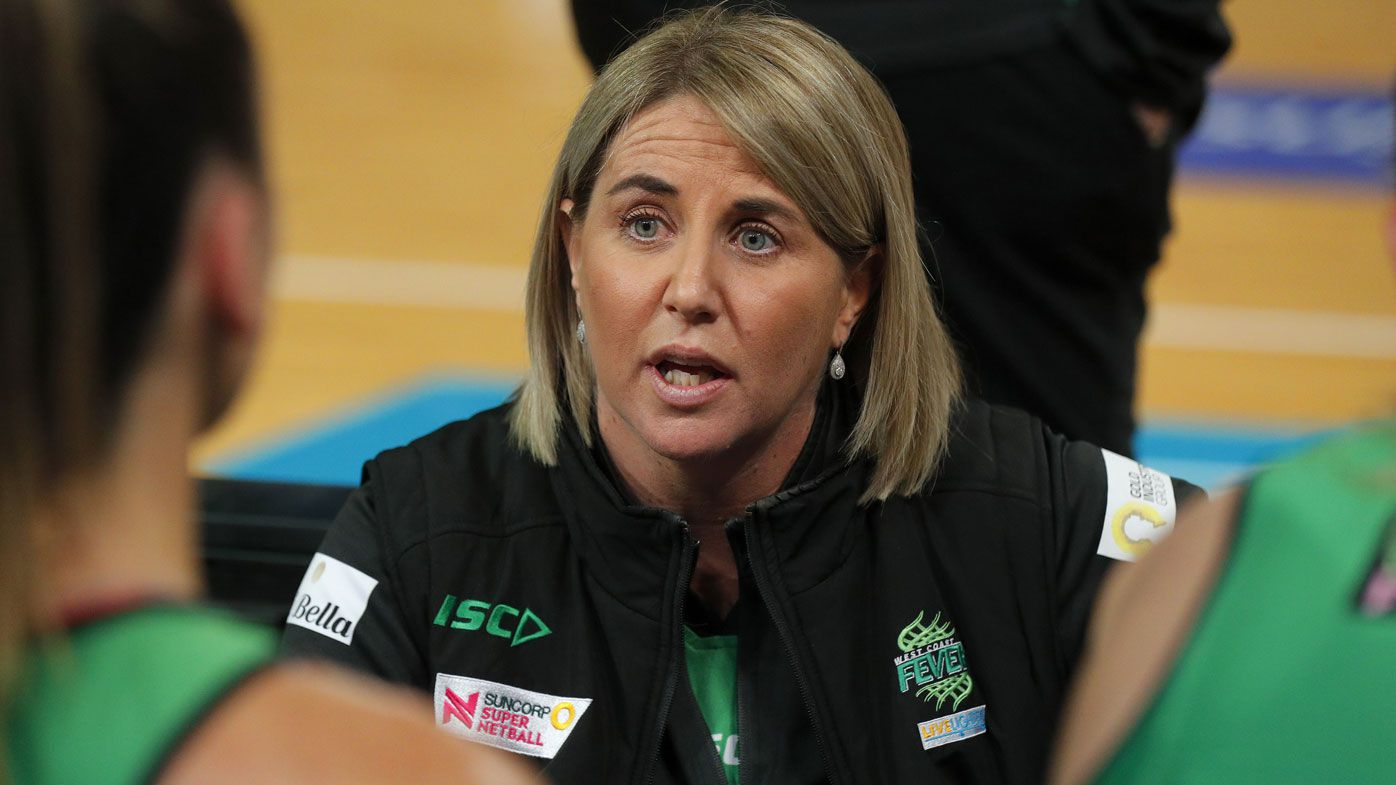 West Coast Fever mentor Stacey Marinkovich  named head coach of Australian Diamonds