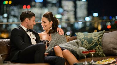 Sam picks Snezana on <em>The Bachelor</em>