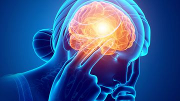 Migraine is the most common brain disease in the world.