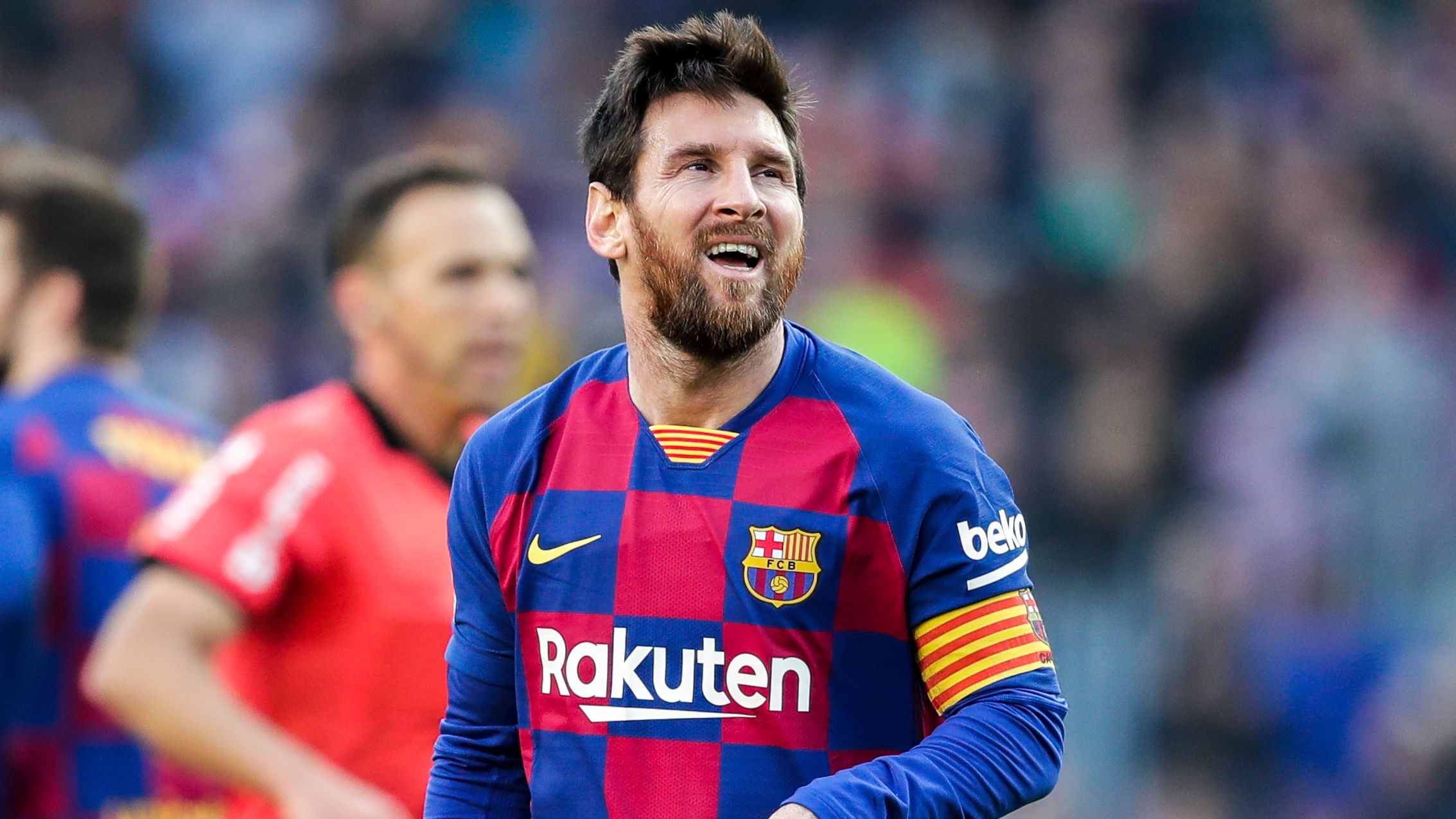 Messi admits to weird happenings at Barcelona after explosive fake news claims
