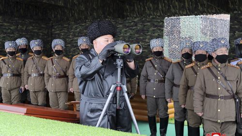 Large coal ship spotted in North Korea