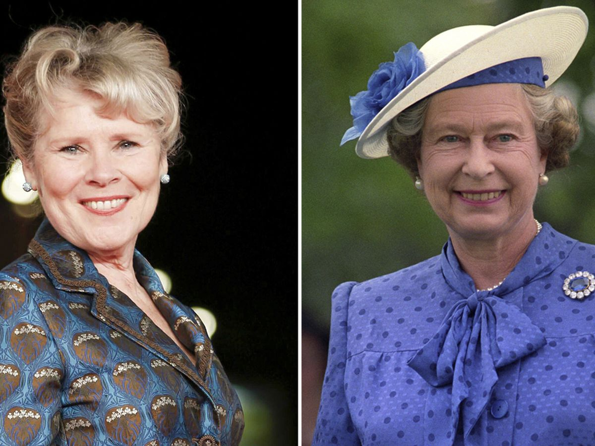 Our New Queen Has Been Revealed As Imelda Staunton For Season 5 Of The Crown 9honey
