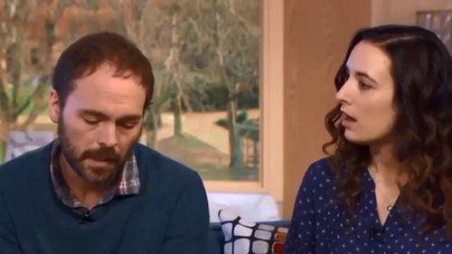 Jonny and Dulcie Crickmore defended their industry on the UK breakfast program. (ITV)