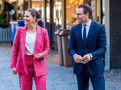Crown Princess Victoria makes a bold fashion statement, September 2020