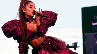 Ariana Grande develops food allergy