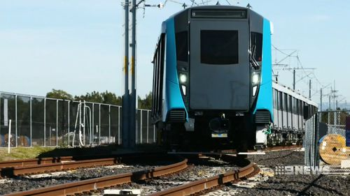 The Sydney Metro system is geared towards speed and safety.
