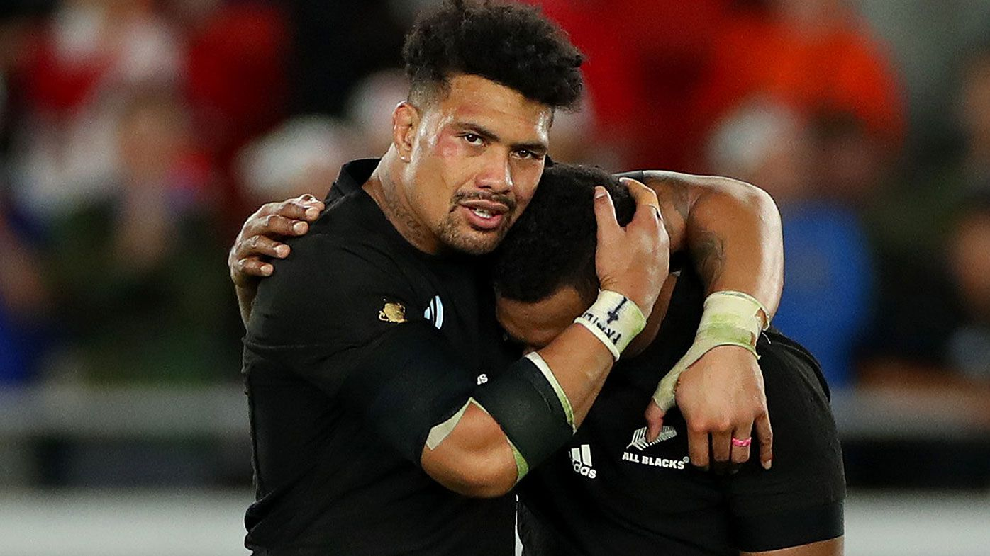 All Blacks Ardie Savea lists playing for Samoa as a reason for NRL switch