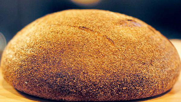 Matt Moran's wholemeal bread