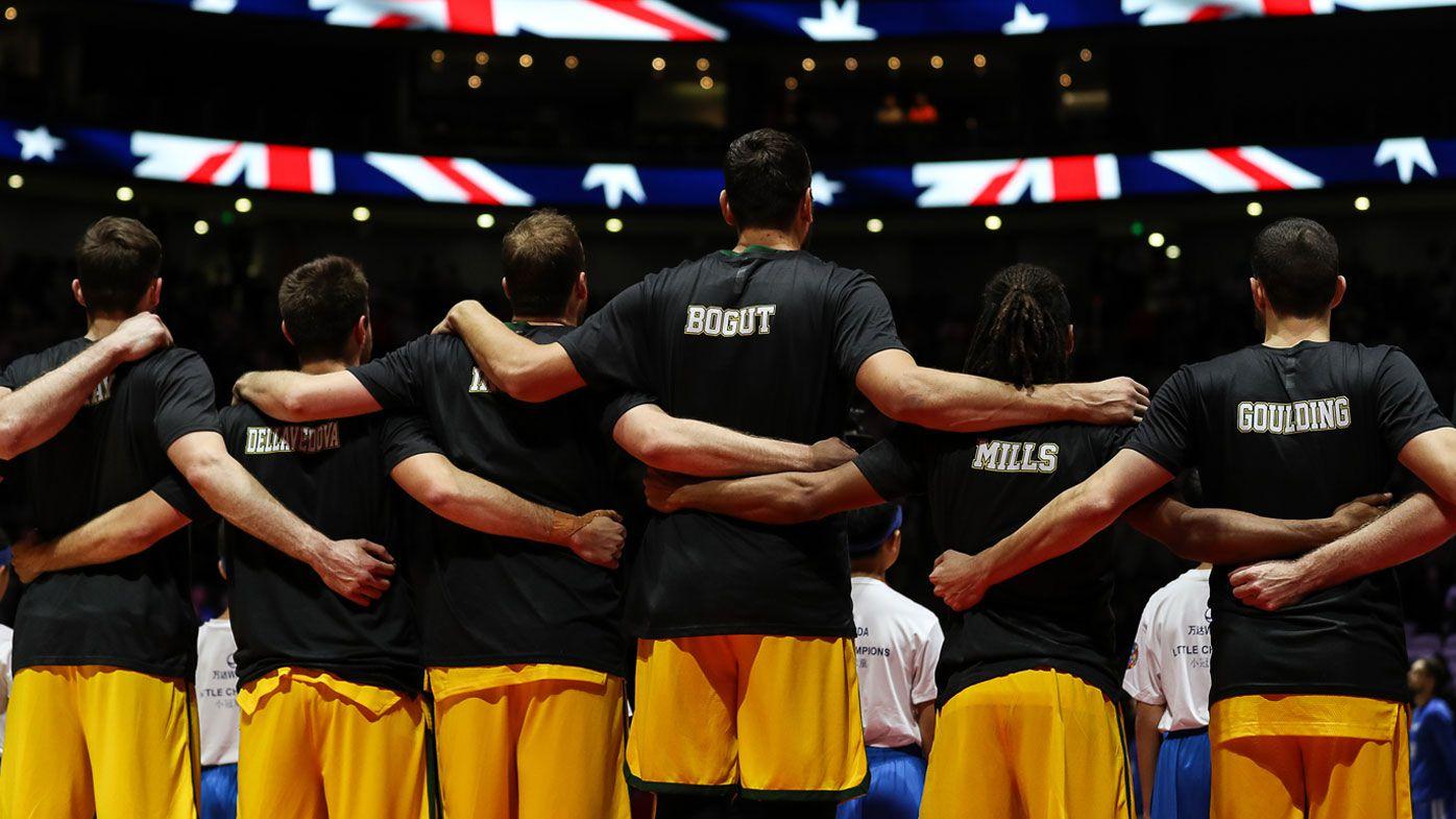 Boomers jump in latest FIBA world basketball rankings