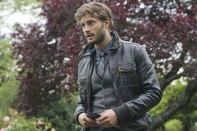 Jamie's role as Sheriff Graham in <i>Once Upon a Time</i> made TheFIX wish that all cops look this good in uniform.<br/><br/>(Image: ABC US)