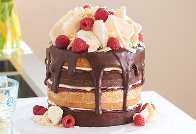 "Recipe: <a href=""http://kitchen.nine.com.au/2016/05/05/13/33/katherine-sabbaths-layered-lamington-sponge-cake"" target=""_top"">Katherine Sabbath's layered lamington sponge cake</a>"