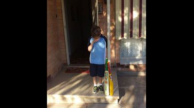 @DaveSPickett  <p></p><p>  #putyourbatsout Sad Day for my little boy - Phil was his idol </p><p></p>
