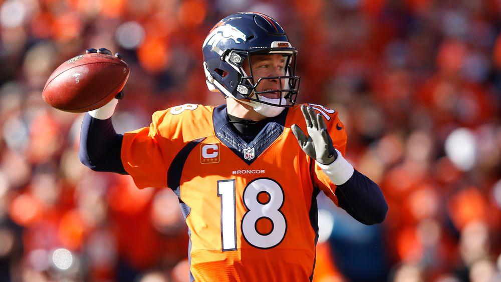 Peyton Manning.(Getty)