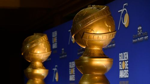 The Golden Globes set the tone for the Oscars, which will be held on March 4. (AAP)