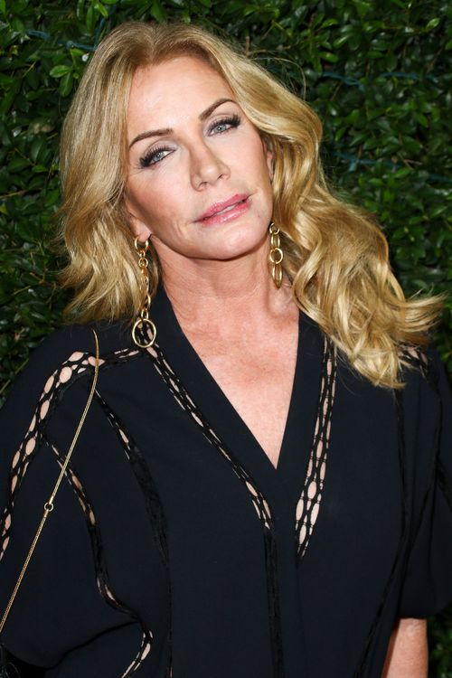 Now married to Gene Simmons, Shannon Tweed and Hef were reportedly together from 1981 to 1983. (AAP)