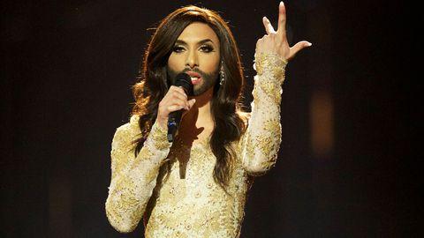 Conchita Wurst Eurovision 2014.